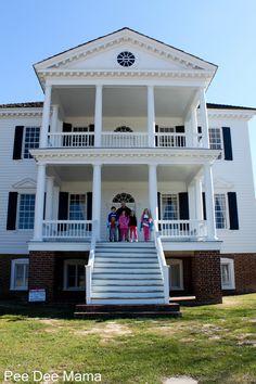 Historic Camden Revolutionary War Site - South Carolina