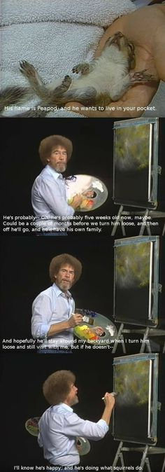Bob Ross everyone