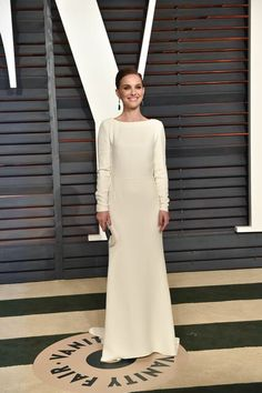 """The """"Vanity Fair"""" Oscar Party, and All the Postshow Bashes, Look #3"""