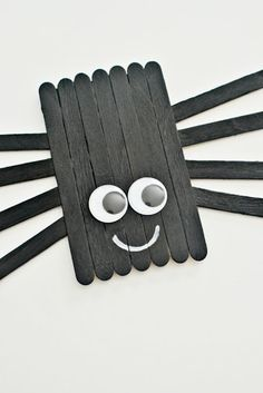 15 Easy Halloween Crafts For Kids