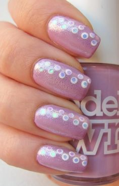 Artistic Nail Art Ideas 2012