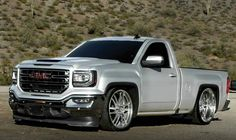 Dropped Trucks, Lowered Trucks, Gm Trucks, Cool Trucks, Pickup Trucks, Cool Cars, Custom Chevy Trucks, C10 Chevy Truck, Single Cab Trucks