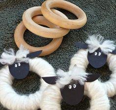 Gardinenring Schaf