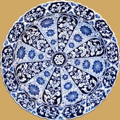 Iznik plate...also fits my home decor/dream home board