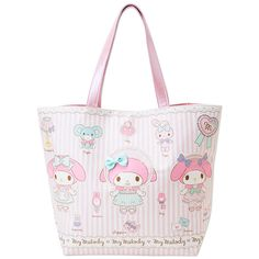 My Melody Tote Bag All Dressed Up SANRIO JAPAN