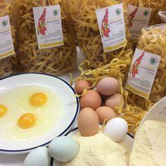 Zutaten für Eierreich Bio Nudeln Breakfast, Food, Eggs, Morning Coffee, Essen, Meals, Yemek, Eten