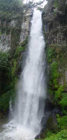 Sikulikap Waterfall, Tanah Karo, North Sumatera