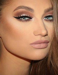 ✨ Glam Makeup ✨V@RT@P ❌⭕️❤️