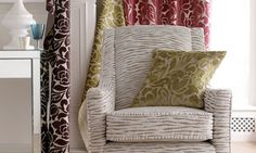 Curtains & Wallpapers by Atlas Interiors, UK