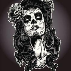 10 Mejores Imágenes De Calaveras Chidas Skull Tattoos Awesome