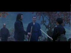 ▶ The Last Samurai fight scene in the rain - YouTube