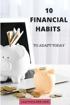 Use these great Financial Habits to start your journey towards financial freedom