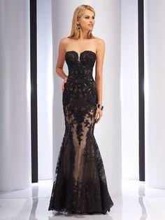 Fabulosos vestidos de fiesta negros: El negro esta de vuelta