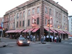 Paula Deen's restaurant Lady and Sons in Savannah, Georgia