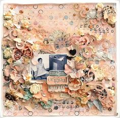 Layout by Lene Bjrnerud using Rondelle by Prima