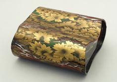 Lacquer box (Spring festival), by Suzuki Masaya, Kyoto