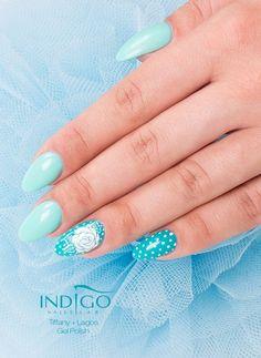 Tiffany Gel Polish | Indigo Nails