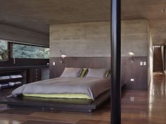 Bedroom - male style