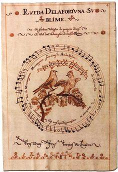 Los emblemas musicales de Juan del Vado (The musical emblems of Juan del Vado) c.1677-1679