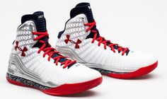 Stephen Curry Under Armour ClutchFit Drive USA PE