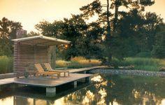 golden pond dock