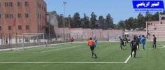نصف نهائي القسم الرابع: لقطات من مباراة اتحاد بواركان - إتران إفران [2-1] 29-04-2017