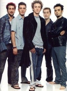 N'Sync - Best boy band ever