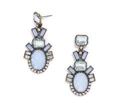 Blue earring ❤️