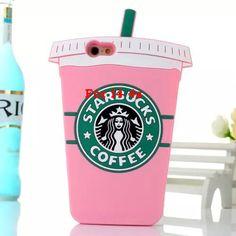 2015 New 3D Coffee Cup Starbuckss Luxury Brand case