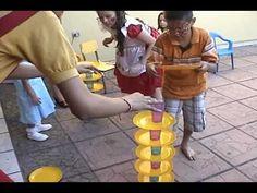 animadoras sonrisas juegos 1 - YouTube