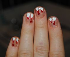DIY Halloween Nail Art: Here Are Five Easy, Spooky Designs With Step-by-Step Instructions