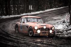 Boucles de Spa , Classic Historic Rally