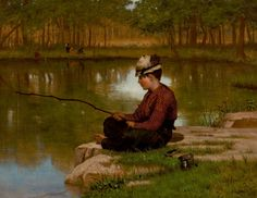 OHN GEORGE BROWN (American, 1831-1913