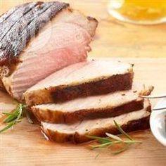 Lombo de porco com sálvia @ allrecipes.com.br