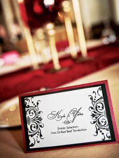 Trendy Wedding Invitations Red And Gold Escort Cards Ideas Card Box Wedding, Wedding Paper, Red Wedding, Wedding Day, Wedding Wishes, Wedding Reception, Wedding Stuff, Twilight Wedding, Seating Plan Wedding