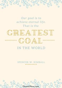 President Spencer W. Kimball | 'We need to be good and getting better': 36 motivational quotes from LDS leaders | Deseret News