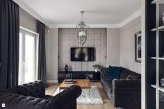 Salon - zdjęcie od GSG STUDIO | interiors & design - Salon - Styl Art deco - GSG STUDIO | interiors & design