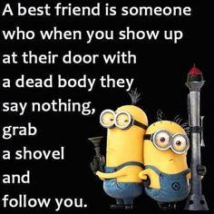 Minions - Funny minion, Minions quotes, Minion banana, Minion wallpaper, Despicable me 2 Funny Minion Pictures, Funny Minion Memes, Funny Jokes To Tell, Minions Quotes, Really Funny Memes, Funny Photos, Hilarious, Minions Pics, Funny Humor