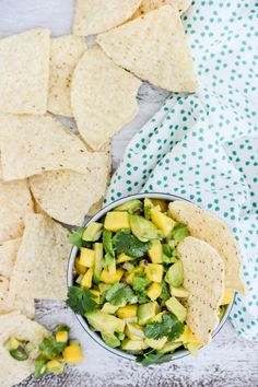 kitchen tequila spiked mango and avocado salsa tequila spiked mango ...