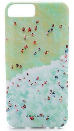 Gray Malin Wave iPhone Case