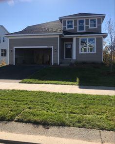 Pulte Homes, Garage Doors, Outdoor Decor, Home Decor, Decoration Home, Room Decor, Home Interior Design, Carriage Doors, Home Decoration