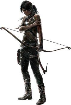 Tomb Raider - Lara Croft 2 by IvanCEs on DeviantArt