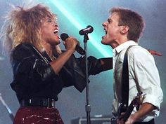 One of the best rock songs It Only Love, Tina and Bryan