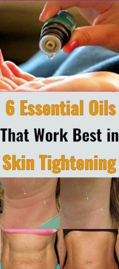 6 Best Essential Oils To Tighten Skin + How to Use It Loose or Saggy is a result of various factors. It is a widespread problem, and many women are experiencing it everywhere. Loose skin occurs when you lose fat or after childbirth. For some saggy skin is Best Essential Oils, Essential Oil Blends, Sagging Skin, Skin Treatments, Natural Treatments, Acne Treatment, Natural Healing, Holistic Healing, Healthy Skin