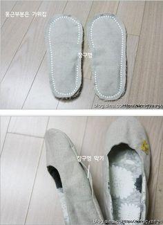 Como hacer unas zapatillas paso a paso