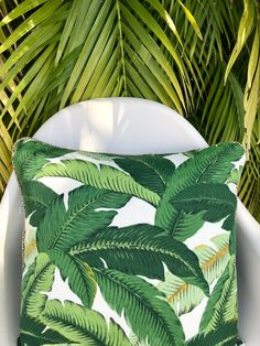 Cushions, Pillows, Indoor Outdoor, Plant Leaves, Tapestry, Plants, Home Decor, Throw Pillows, Hanging Tapestry