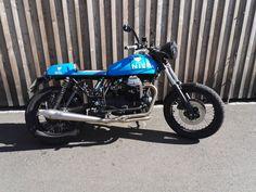V65 SC- Project Excaust Moto Guzzi, Motorcycle, Vehicles, Projects, Log Projects, Blue Prints, Motorcycles, Car, Motorbikes