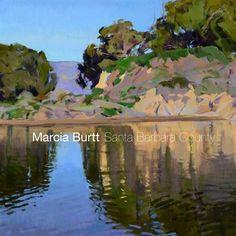Marcia Burtt Gallery | Marcia Burtt: Santa Barbara County