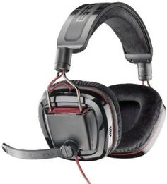 Plantronics GameCom 780 Surround Sound Stereo PC Gaming Headset - - Product Description: The Plantronics GameCom 780 USB headset with Dolby technologies transforms standard audio into a stunning 7 Best Gaming Headset, Bluetooth, Best Pc, Usb, Dolby Digital, Surround Sound, Dota 2, Gifts For Teens, Logitech