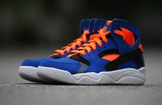 "Nike Air Flight Huarache ""New York Knicks"" (Preview Pictures)"